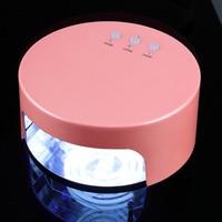 New 24W UV Lamp Nail Dryer CCFL LED Polish Curing Light Gel Nail Art Painting Set