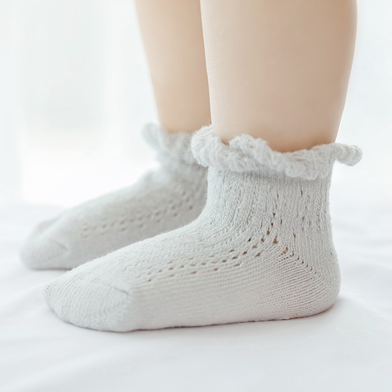 Socks Girls' Baby Clothing Intellective Unisex Children Baby High Socks Fashion Cotton Anti-slip Kids Baby Leg Warmers