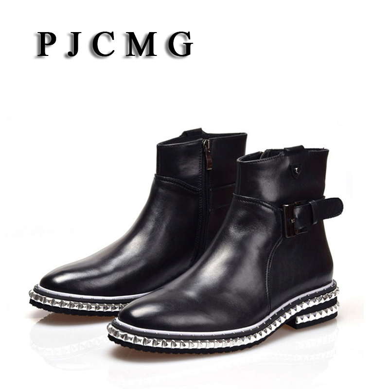 ᑐpjcmg high quality ᐃ boots winter boots zip