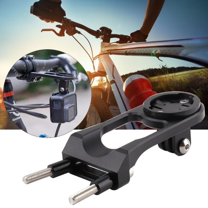 Venda quente UM Conjunto Prático Bicicleta Computador Cabo de Extensão Extensão Bracket Suporte De Montagem Para Garmin GPS Borda durável
