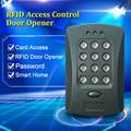 NEW V2000-C ID Entrada Guarda RFID Sistema de Controle de Acesso Para Casa Inteligente Pode Usar Leitor de Cartão Externo