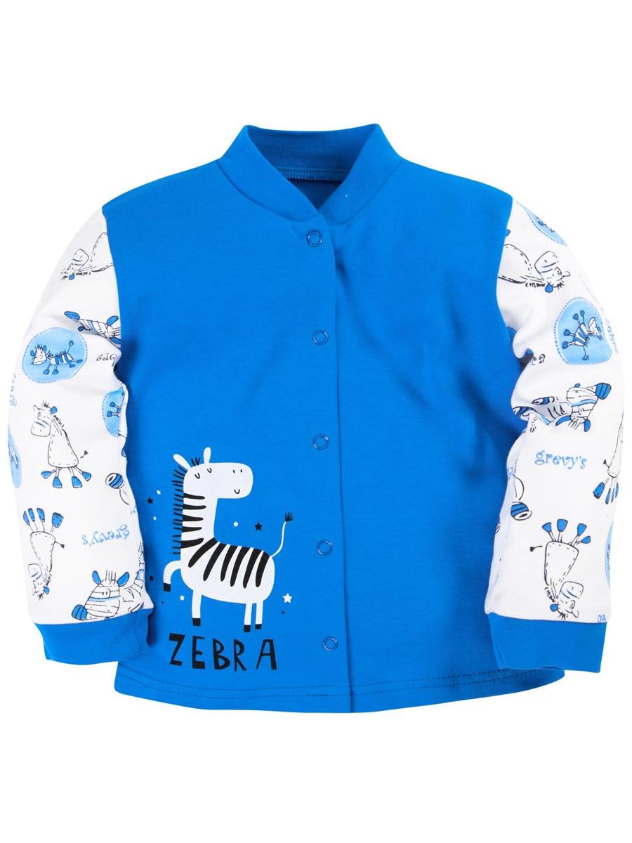 Sweaters Veselyy malysh 22322-zeb-print baby's undershirt for boys girls blouse baby clothing цена 2017