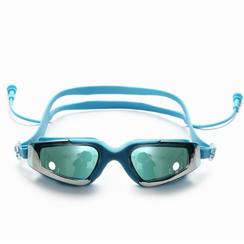 Uomini Donne Anti Appannamento Integrato Freddo Di Sicurezza Impermeabile Occhiali Da Nuoto Regolabili Occhiali Pieghevole Ultra Clear Occhiali Per Adulti Medulla Benefico A Essenziale