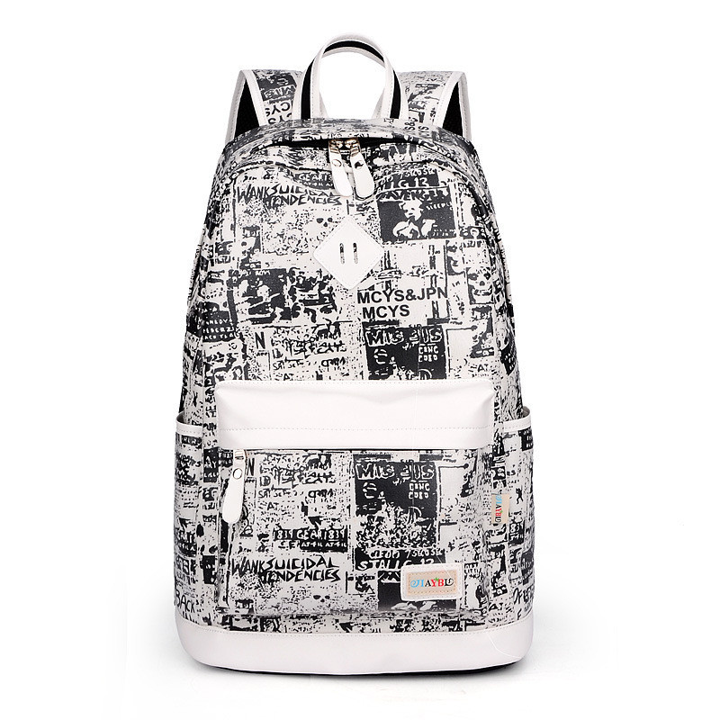 School Bags for Girls Boys College wind bag High school students schoolbag Backpacks Fashion Backpack