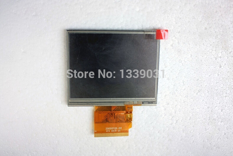 3.5 inch lcd screen display + touch digitizer glass for Navigon 1310 100% original