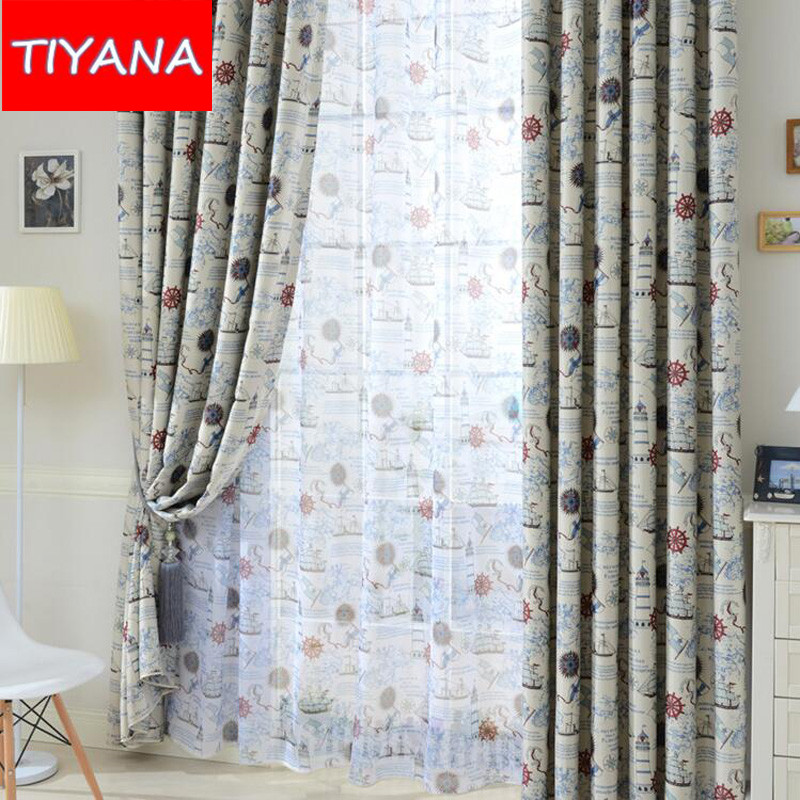 compare prices on lighthouse window curtains- online shopping/buy