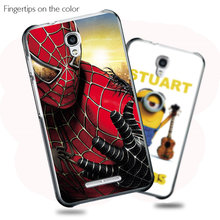For Alcatel Pixi First 4024D Case Cartoon Hard Plastic Colored Back Cover Case for Alcatel One Touch Pixi First 4024 4024D 4024X