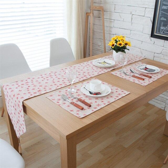 Modern Simplicity Table Runner Wedding Accessories Decoration
