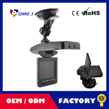 360 degree rotation Car DVR H.264 Front Camera Full HD Recorder 1280*1080P External 720*480P Dash Cam