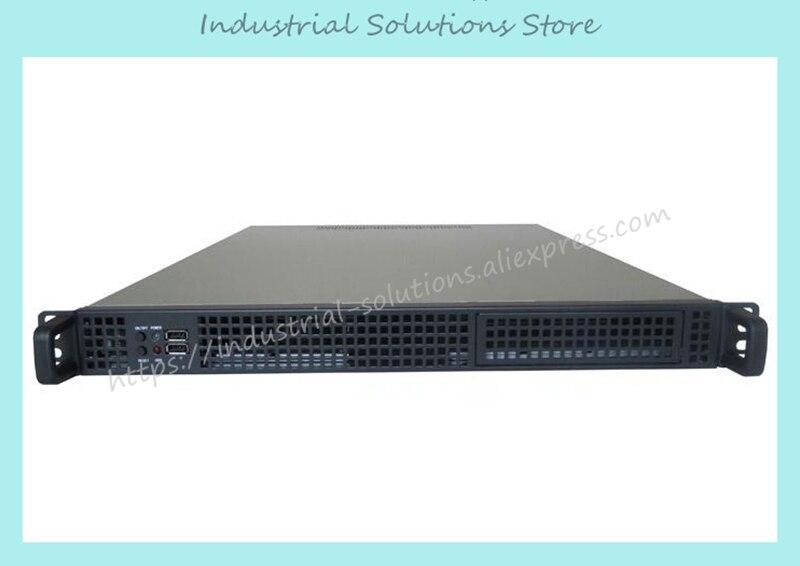 New 4 Hard Drive General Motherboard 1U Server Computer Case Industrial Computer Case Rack Mount Computer Case
