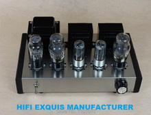 JBH 6N8P 6P3P tube amplifier HIFI EXQUIS single-ended Class A 7.5w vacuum lamp amp finished product