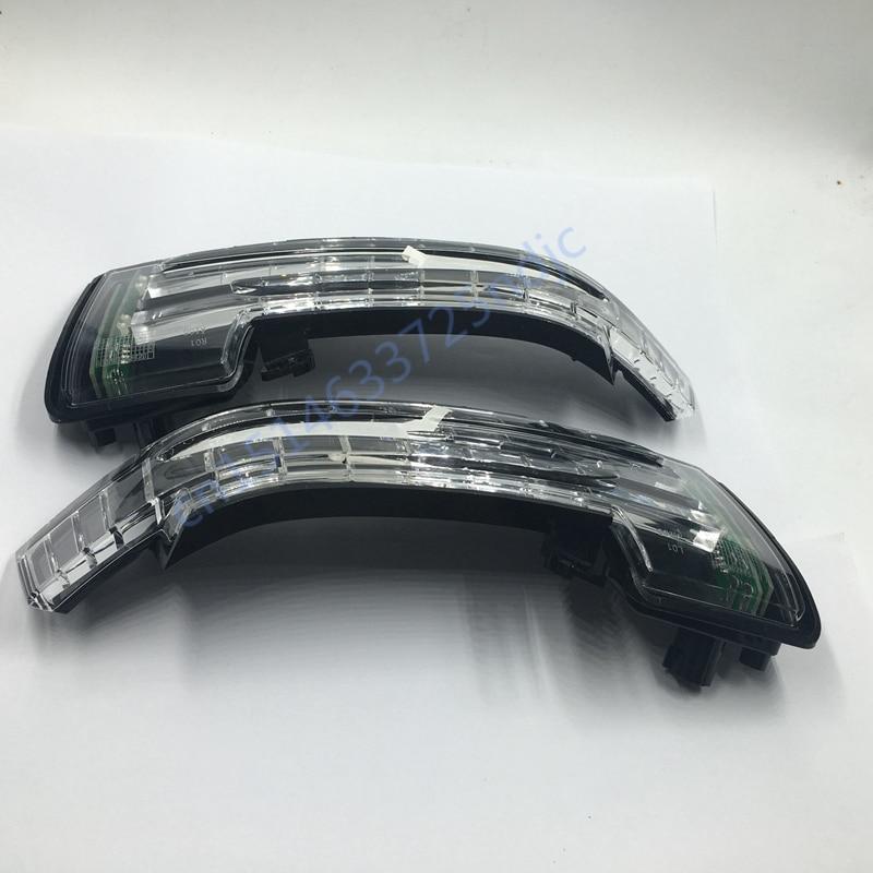 1 զույգ Նոր մեքենայի վերանայելու - Ավտոմեքենայի լույսեր - Լուսանկար 1