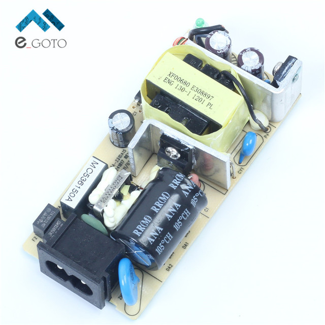 3000MA AC DC 12V 3A Switching Power Supply Board With LED Indicator ...
