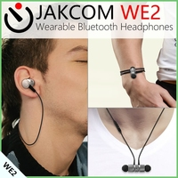 JAKCOM WE2 Smart Wearable Earphone Hot Sale In Templates Like Steel Plate Nail Skull Nail Art