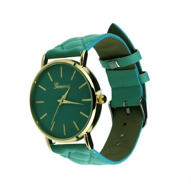 Watches Women Luxury Brand Leather Strap Clock Women Quartz wristWatches Ladies