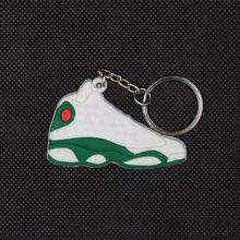 pretty nice bed05 384e8 Jordan XIII 13 Bred Sneakers Shoes Keychain Keyring AJ 23 Retro(China)
