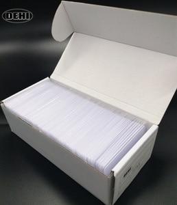 Image 3 - 100 шт. EM4305 T5577 RFID карты Дубликатор копия 125khz RFID карты Клон дубликат Близость перезаписываемый Copi