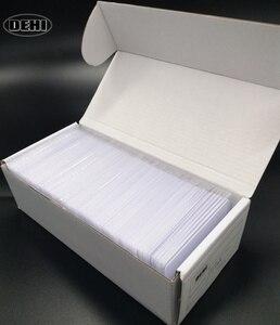 Image 3 - 100 Uds. De tarjetas RFID EM4305 T5577, duplicador, copia de tarjeta RFID de 125khz, copia duplicada de proximidad regrabable
