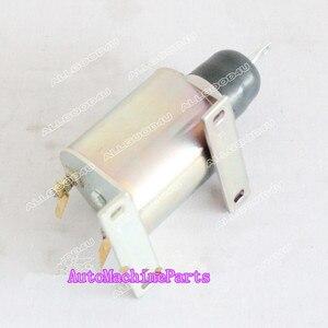 Nuevo solenoide de combustible 44-9181 449181 para M-44-9181 de motor Thermo King