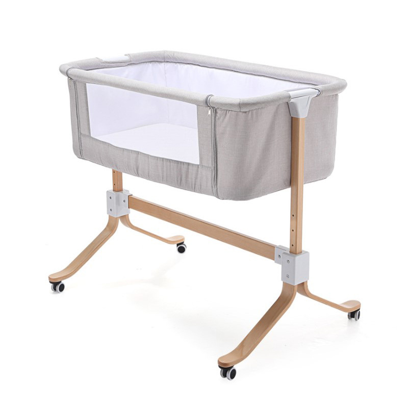 Baby Portable Bed connected with parents normal big bed Infant Travel Sleeper Portable Cot breathable folding cribBaby Portable Bed connected with parents normal big bed Infant Travel Sleeper Portable Cot breathable folding crib