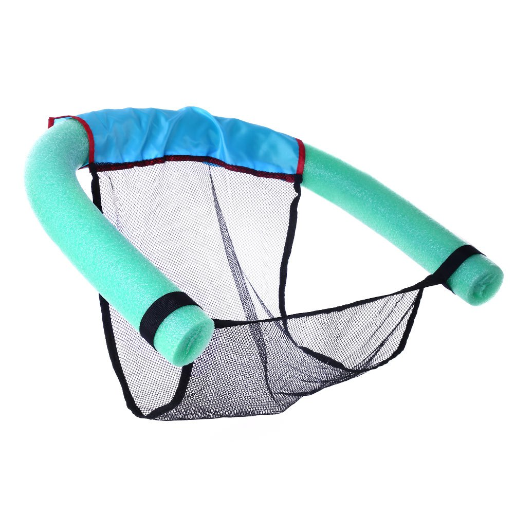 Portable water swimming pool seats multi colors pool floating bed chair pool chair water supplies for