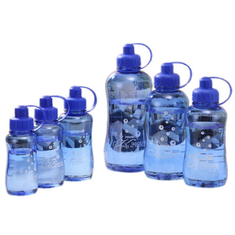 Large Capacity Plastic Space Water Bottle Leak Proof High Quality For Student Portable Outdoor Sports