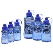 купить Large Capacity Plastic Space Water Bottle Leak Proof High Quality For Student Portable Outdoor Sports Plastic Water Bottle дешево