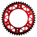 Motorcycle Parts Steel Aluminium Composite 45T Rear Sprocket for HONDA CRF250X CRF250 CRF 250 X USA 2004-2013 Fit 520 Chain