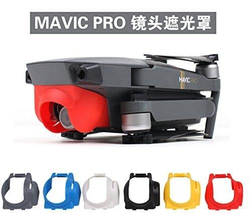 Sun Shade Lens Hood Glare Gimbal Camera Protector Cover for DJI Mavic Pro Drone F20152/56