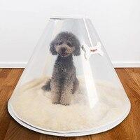 transparent-pet-nest-foldable-pet-bed-for-bulldog-cat-dog-transparent-house-litter-out-door-pet-house-for-travel-pet-suppllies