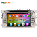 Android 6.01 Dvd-плеер Автомобиля для Ford Mondeo S-Max Cmax Focus II GPS Радио Wifi 3 Г Bluetooth Mirrorlink Емкостный Сенсорный экран