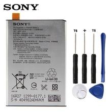 Original SONY Battery For Sony Xperia X L1 F5121 F5122 F5152 LIP1621ERPC 2620mAh Authentic font b
