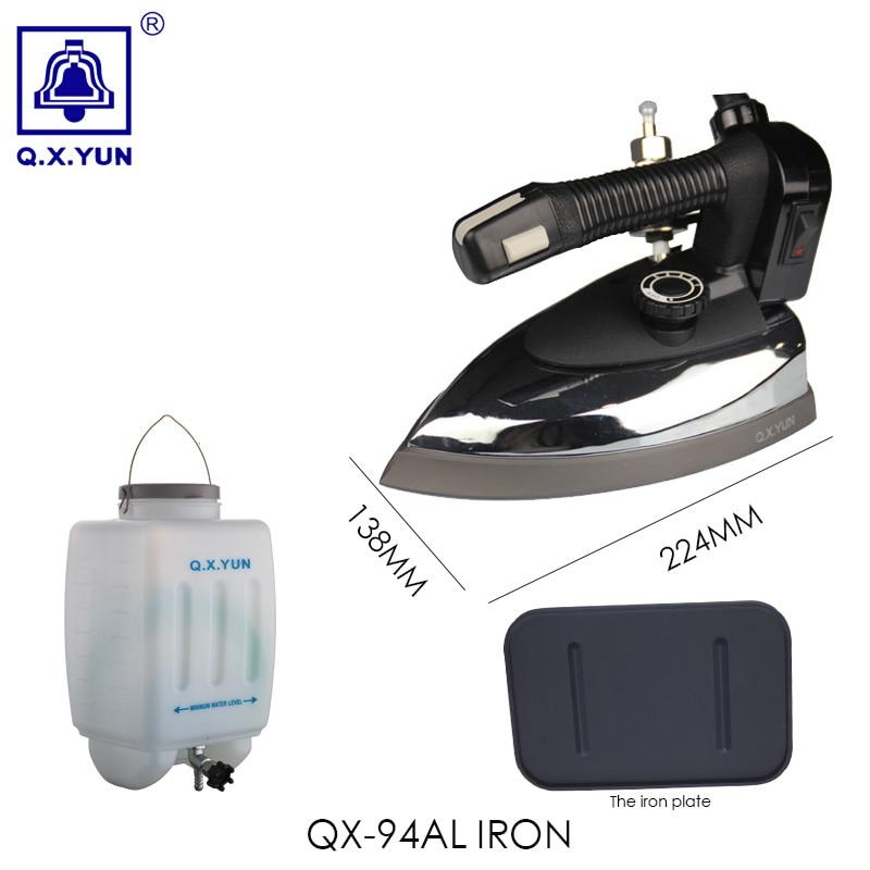 Iron  Brand Bottle Of Hot Steam Iron Ironing Equipment Bottle Iron QX-94AL