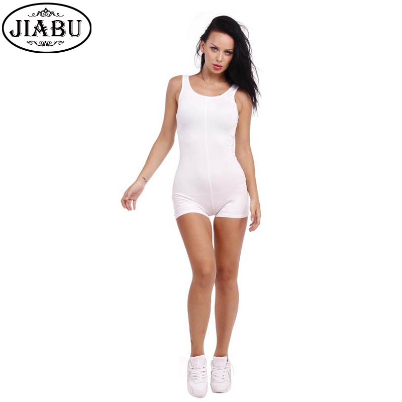 Fan Lucy flagship store Women Summer Bodysuit Rompers Womens Jumpsuit Sexy Backless Black White Shorts Bodycon Jumpsuits Women Apparel combinaison femme
