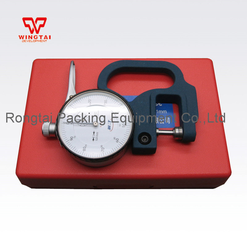 978185797d ᗐDial Thickness Gauge For Leather