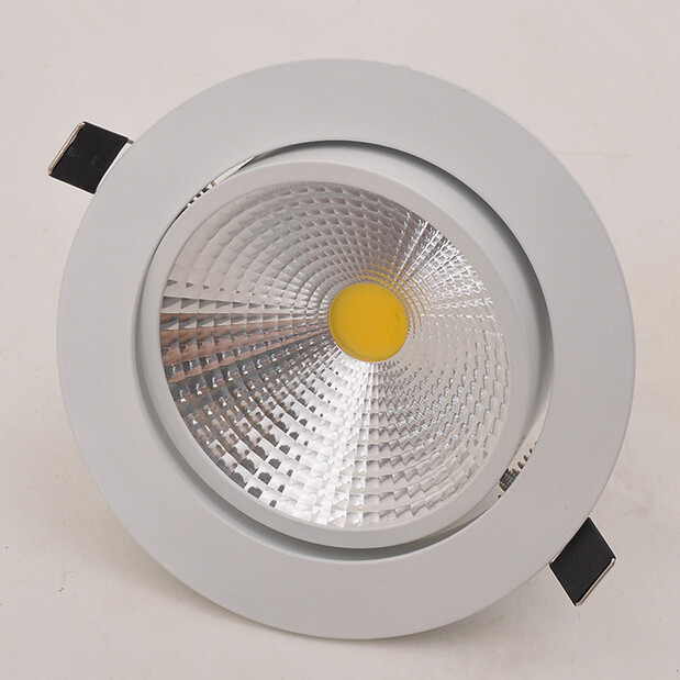 20w Led Dimmable: Dimmable 9W/15W/20W COB LED Downlight Recessed LED Ceiling