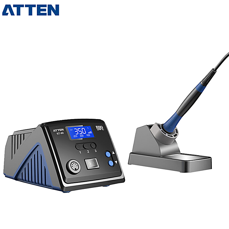 ATTEN ST 60 Lead free anti static High end intelligent Rework Soldering Station