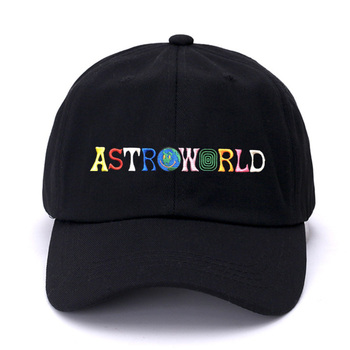 Alta calidad Travis Scotts Astrodome del algodón del casquillo del Snapback  gorra de béisbol para hombres mujeres Hip Hop sombrero de papá hueso Garros  ... 2b8058906f6