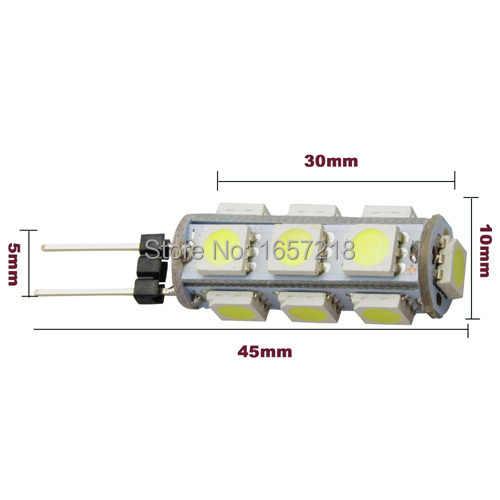 DC 12 V G4 1 Вт, 3 Вт, 4 Вт 5 Вт 6 Вт умный дом для автомобиля, RV светодиодный свет для лодки лампа, 5, 9, 13 лет 18 27 Светодиодный s 5050 SMD 12 V Бесплатная доставка 1 шт./лот