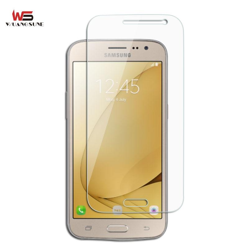 0.3 մմ 9H գայթակղված ապակի Samsung Galaxy J1 J2 J3 - Բջջային հեռախոսի պարագաներ և պահեստամասեր - Լուսանկար 2
