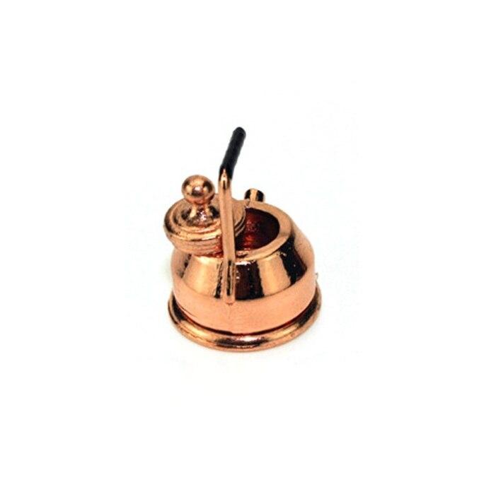 Mini doll house accessories kettle pot kitchen utensils life scene model Decoration
