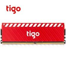 Tigo бренд DDR4 8 Гб карта памяти теплоотвод X3 Оперативная память DDR 4 2400 МГц 2666 МГц оперативная Память DIMM для настольных ПК Игр