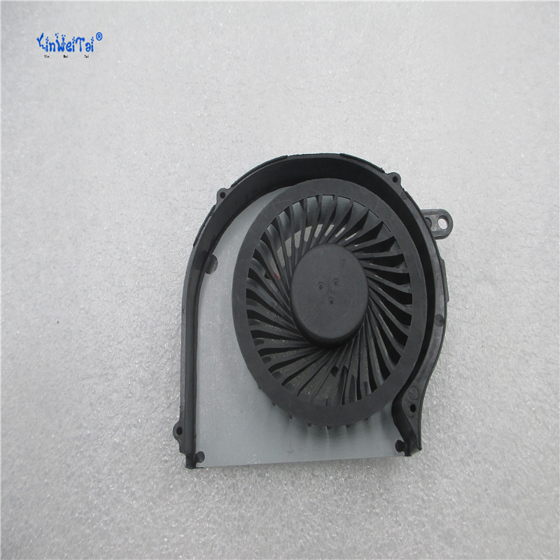 100% Original Laptop Cooling Fan For HP Pavilion G72 G72T CQ72 G62 CQ62 CPU Cooler KSB0505HA-A -9K62 AB7505HX-EC3 NFB73B05H fan
