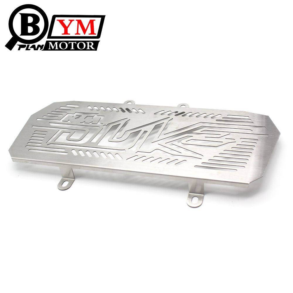 Fashion Motorcycles accessories motorcycle Radiator Grill  Guard Cover Protector Radiator protection For KTM DUKE 125 200 390