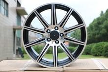 4 New 18x8 5 Rims wheels ET 32mm CB 66 6mm Alloy Wheel Rims W806 fits