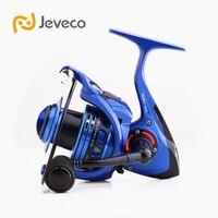 Jeveco Power Spinning Fishing Reel 5 1 1 6 1BB Reel Fishing Full Aluminum Body Carp