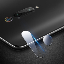 KEYSION Back Camera Lens Tempered Glass For Xiaomi Redmi K20 Pro Note 7 8 Pro Protector Film For Xiaomi Mi 9T Pro Mi 9 SE CC9 A3 keysion gradient tempered glass case for redmi k20 note 7 pro colorful glass soft tpu edge back cover for xiaomi mi 9t pro f1