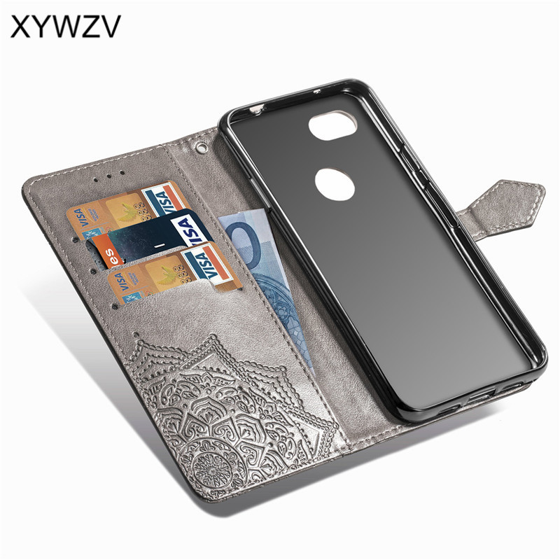 Image 3 - For Samsung Galaxy A60 Case Shockproof Luxury Flip Wallet Soft Silicone Phone Case Card Holder Fundas Back Cover For Samsung A60-in Flip Cases from Cellphones & Telecommunications