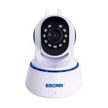 Escam QF003 HD 1080P Wireless IP Camera Day Night Vision P2P WIFI Indoor Infrared Security Surveillance CCTV Mini Dome Camera