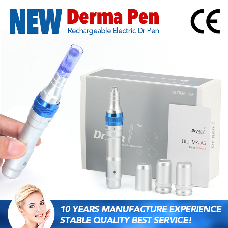Permanent Makeup Machines Electrical Makeup Eyebrow Lip Tattoo Pen & 2 Tips